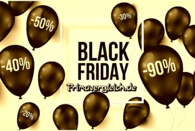 Black Friday 2020, Primavergleich